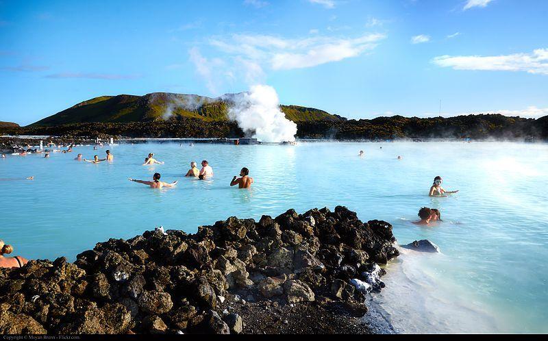 Blue Lagoon Islandia